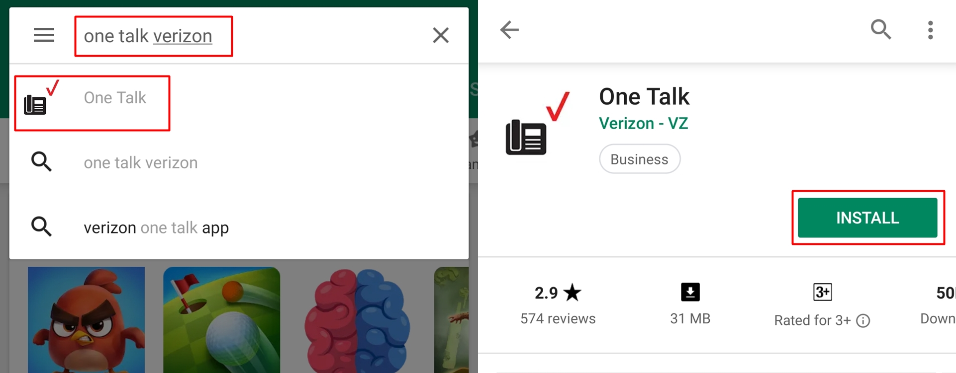 One-Talk-Android-App