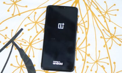 OnePlus 6T: You can change the icon of in-display fingerprint sensor with this app