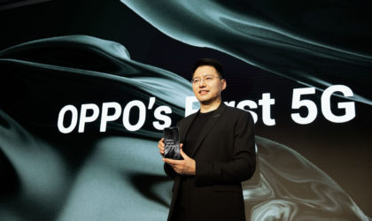 Oppo unveils two unnamed phones: A 5G phone and another with a 48MP lens, 10x lossless optical zoom