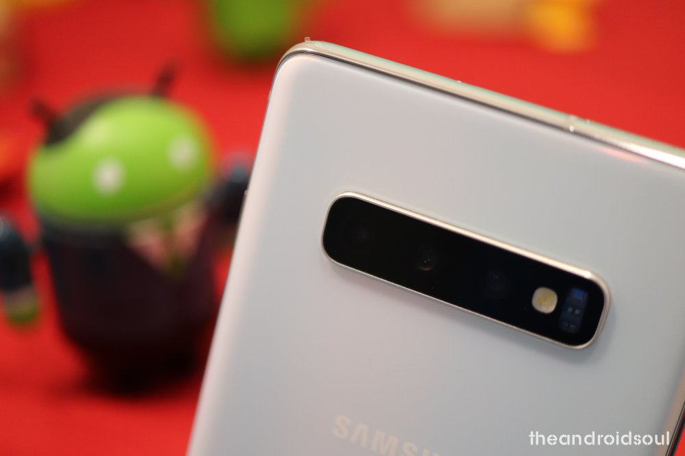 Sprint Galaxy S10 update