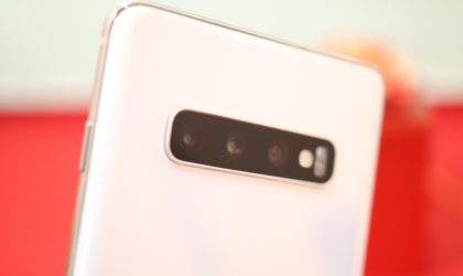 PSA: The Night mode camera update for Galaxy S10 is not live in the US yet