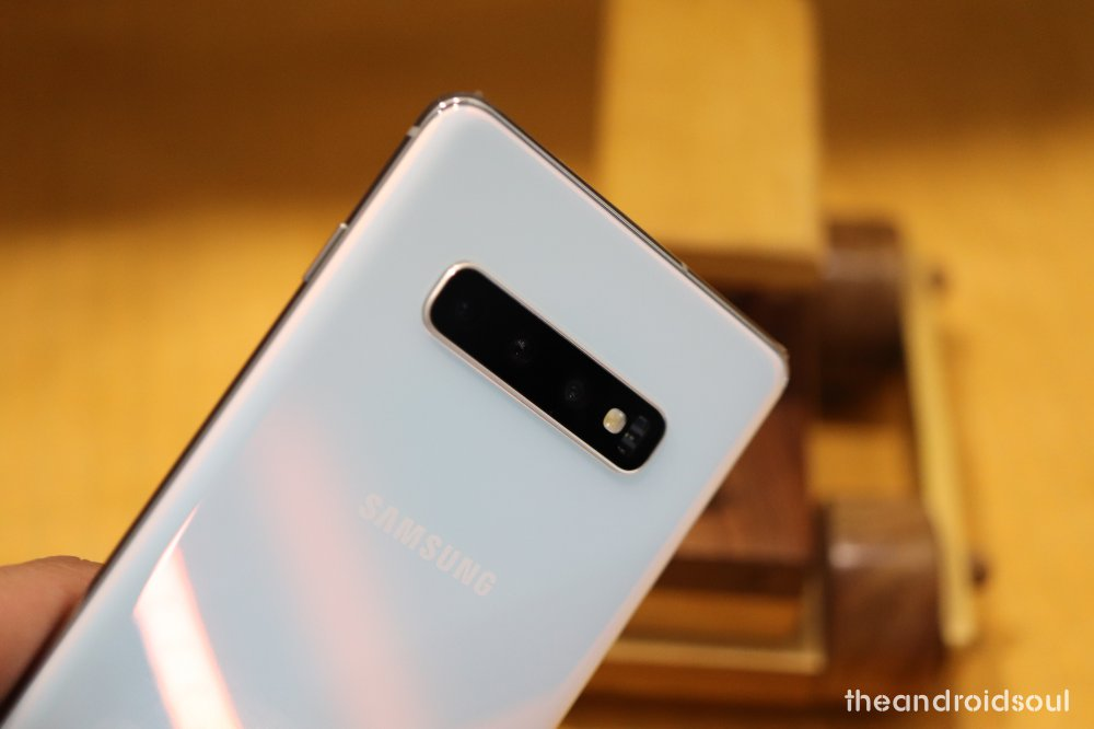 Galaxy S10 Plus Firmware