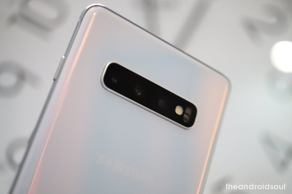 Galaxy S10 Problems and solutions