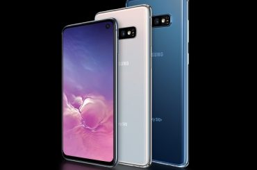 Samsung Galaxy S10e, Galaxy S10, and Galaxy S10 Plus