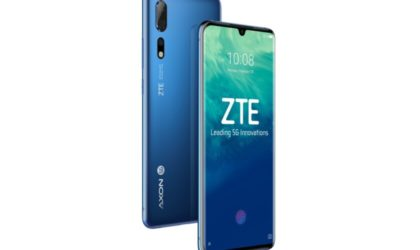 [Update: Pre-orders are live] ZTE Axon 10 Pro 5G and Blade V10 announced at MWC 2019