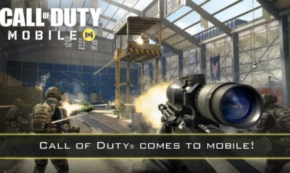 Call of Duty Mobile to compete with PUBG and Fortnite