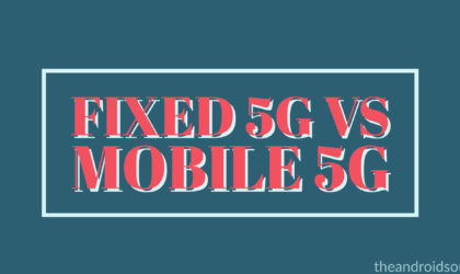 Fixed 5G vs Mobile 5G: All you need to know