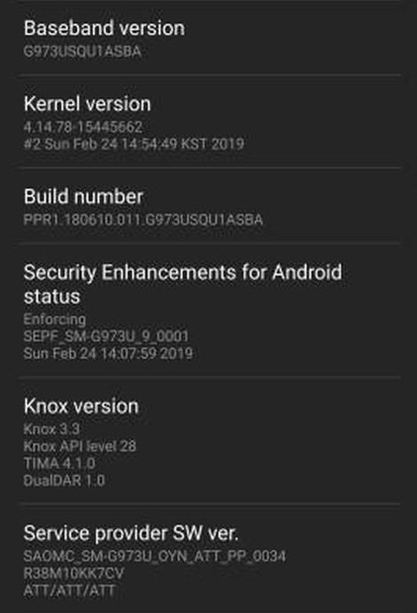 Galaxy-S10-update-ATT