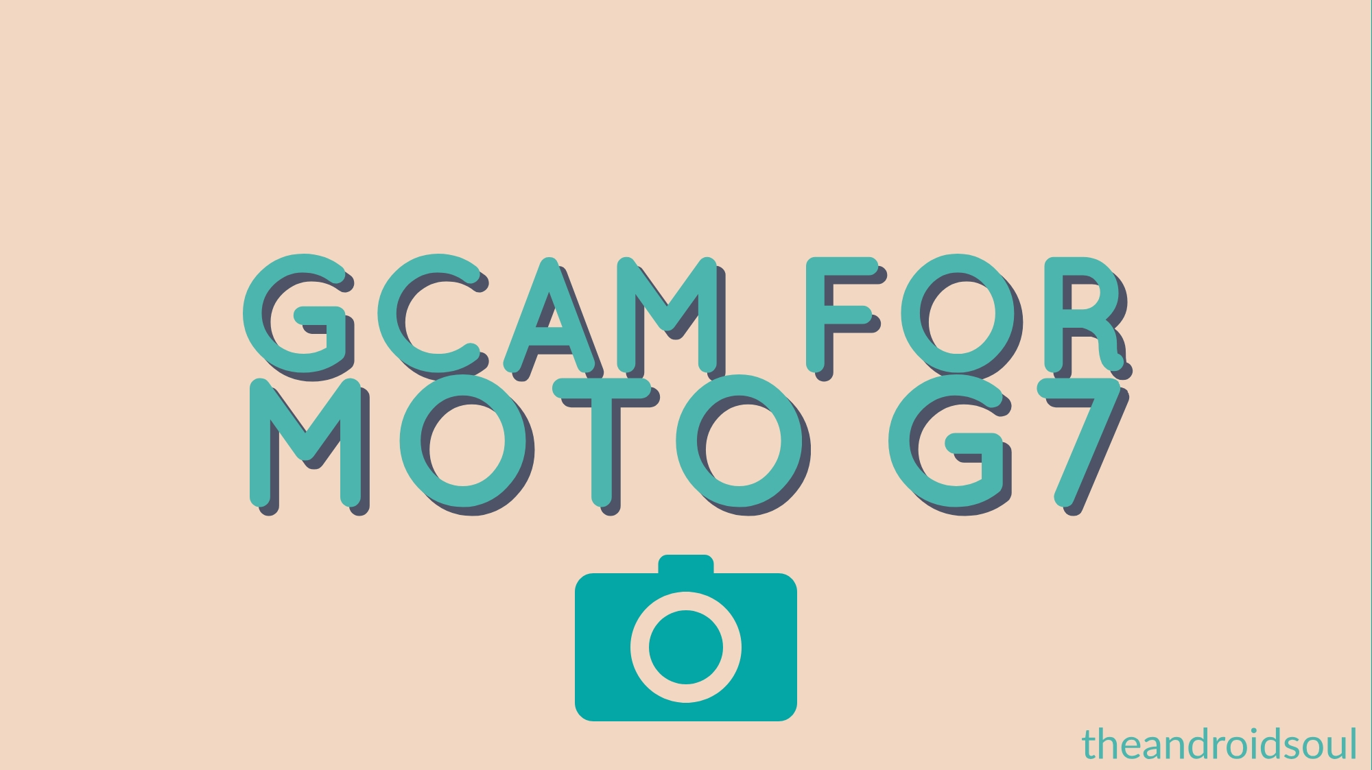 How to install Google Camera (Gcam) on Moto G7