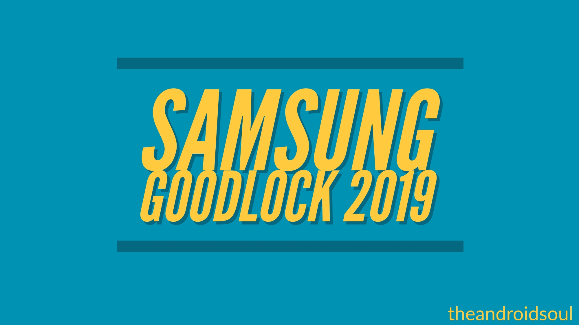 How to download Good Lock 2019 on Android 9 Pie (bypass country