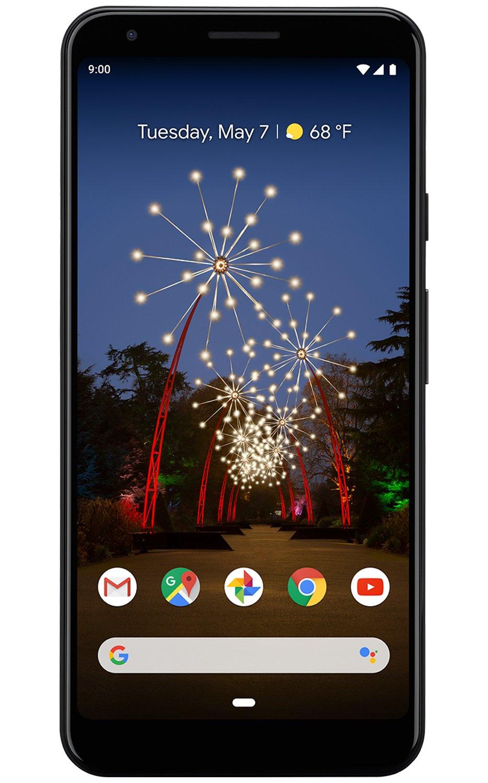 Google-Pixel-3a-XL-Just-Black