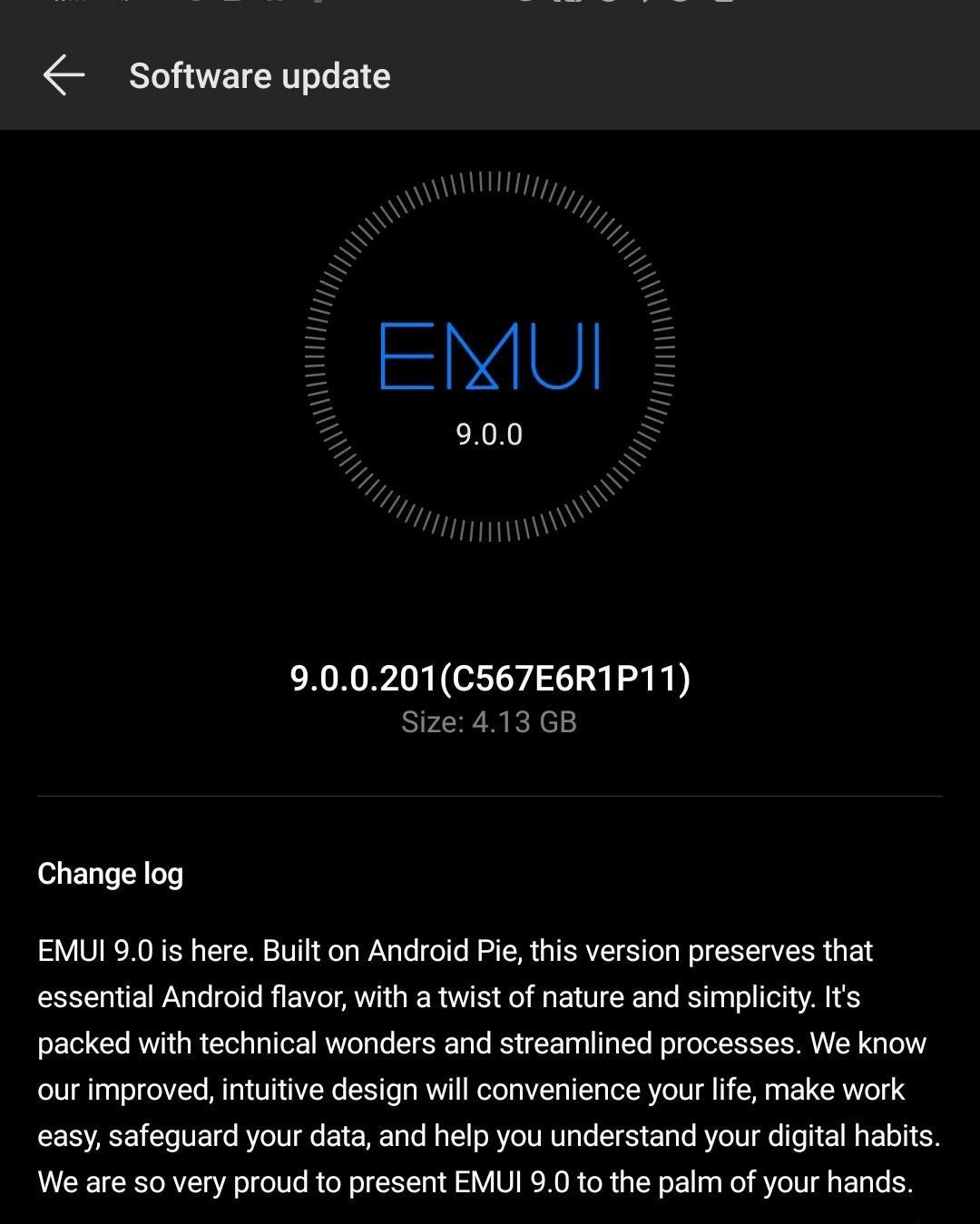 Huawei Mate 10 Pro update: New OTA brings May 2019 security