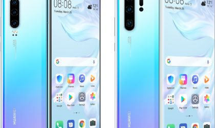 Huawei P30 and P30 Pro are the latest Huawei phones that you can't buy in the U.S.