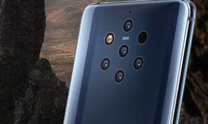 First Nokia 9 update to improve image quality of the camera snaps