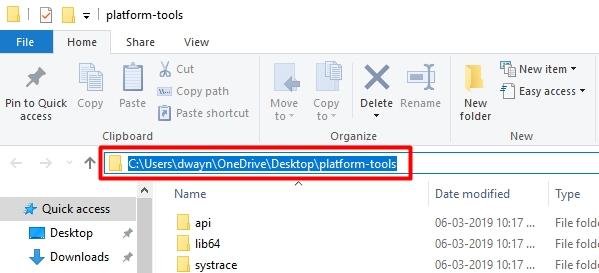 Platform-tool-directory