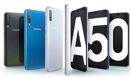 Samsung Galaxy A50 update: First OTA rolling out in India