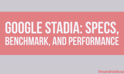 Google Stadia Specs, benchmarks and performance: What we know so far