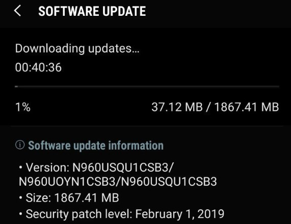 T-Mobile-Note-9-Pie-update