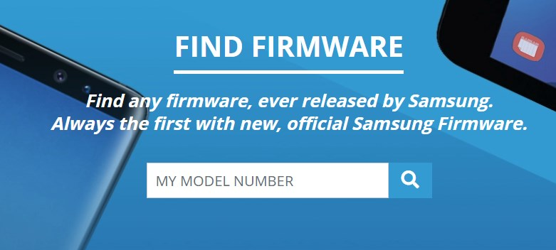 firmware search