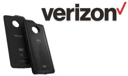Verizon announces release date and pre-order offers for 5G mobility service and 5G Moto Mod