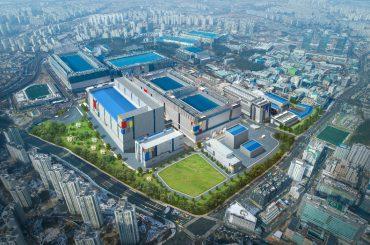 Samsung Foundry EUV line