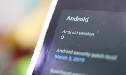 Google Announces Android Q Beta 2 with a dash of Bubbles