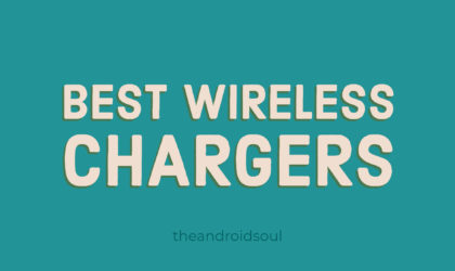 The best wireless charger to buy in 2019
