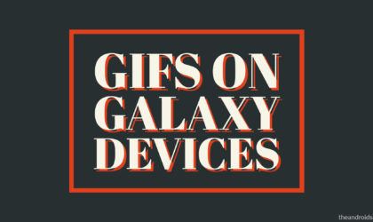 How to create GIFs on Samsung Galaxy devices super easily