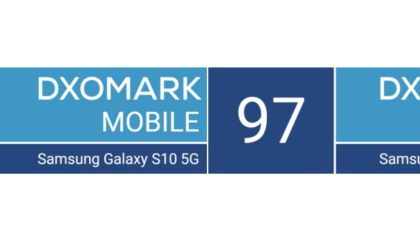 Galaxy S10 5G gets highest score in DxOMark tests, matches that of P30 Pro