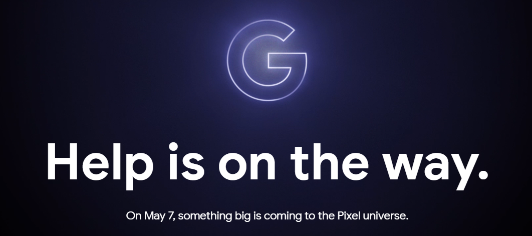 Google Pixel 3a May 7 launch date teased