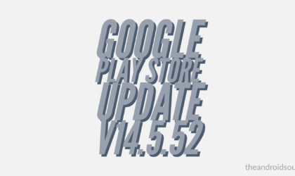 Google Play Store update v14.5.52 brings Material Theme redesign and support for APEX packages too