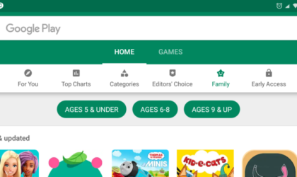 Google Play Store now supports downloading multiple app updates at once