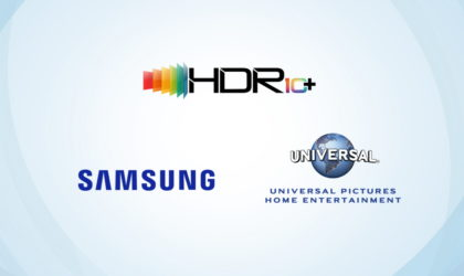 Samsung partners with Universal Pictures for HDR10+ content