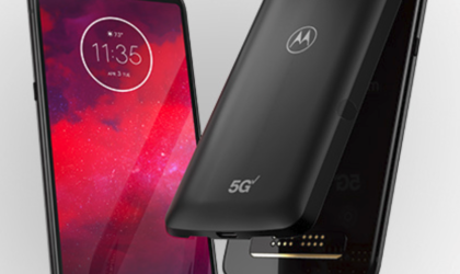 Moto Z4 has surprisingly average specs for a flagship
