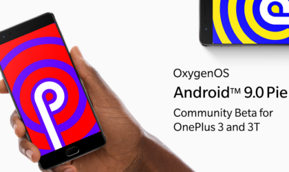 OnePlus 3 and 3T finally gets Android Pie update as Community Beta Build