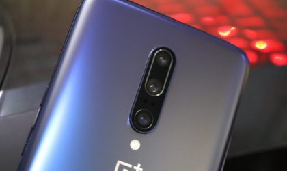 OnePlus working on introducing 'back feature' gesture on OnePlus 7 Pro, dubs is slide-slip