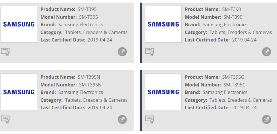 Samsung Galaxy Tab Active 2 Pie WFA clearance