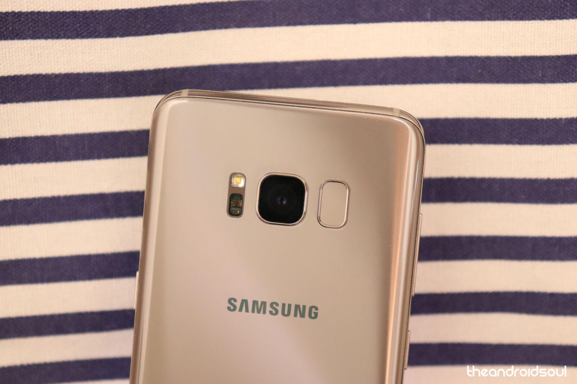 Sprint Galaxy S8 Pie issue