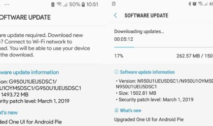 Android 9 Pie for unlocked Galaxy S8, S8 Plus and Note 8 now rolling out in the U.S.