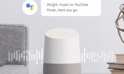 Google takes on Spotify and Pandora with free YouTube Music support on Home and other Assistant-powered speakers