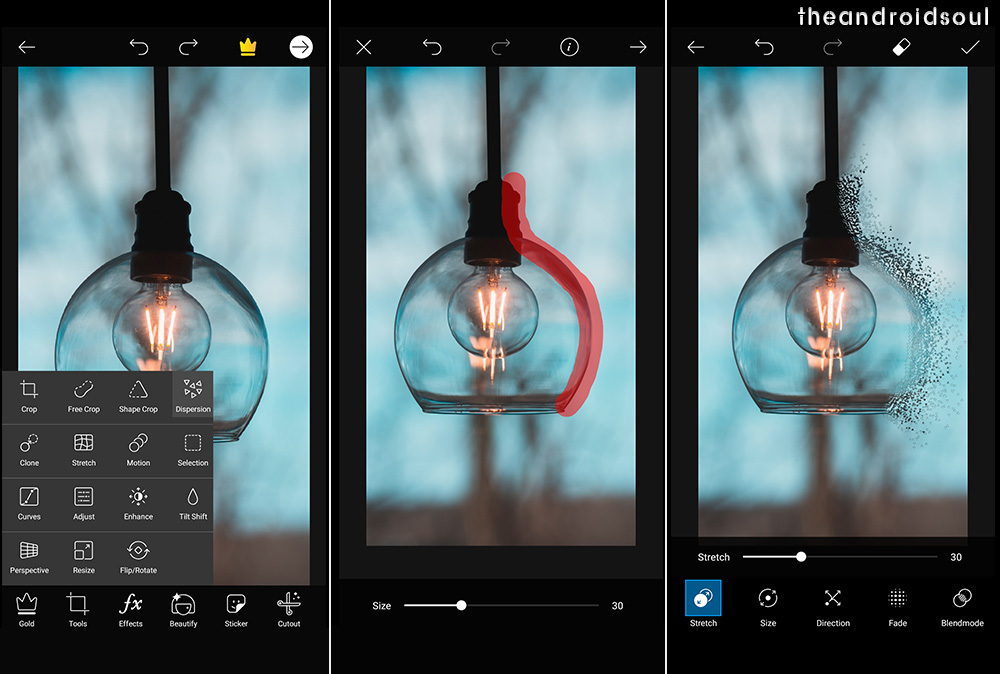 how to use picsart