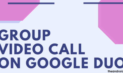 How to make a group video call on Google Duo