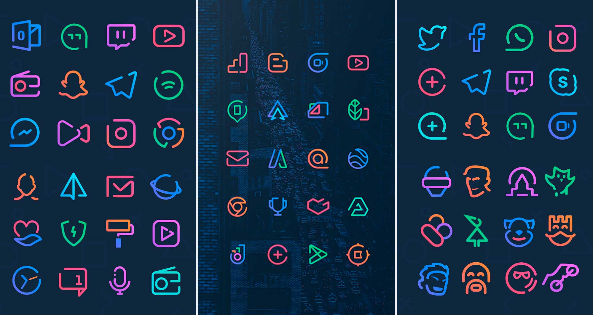 linebit-icon-pack