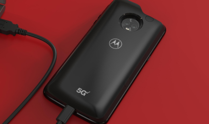 Motorola 5G Moto Mod update: Verizon rolling out a new firmware with connectivity improvements