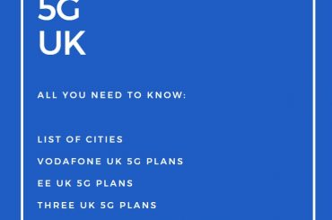 5G UK release date city list