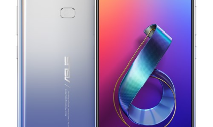 Asus ZenFone 6 unveiled with yet another whacky no-notch design