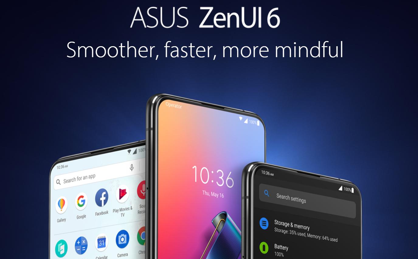 Asus ZenUI 6