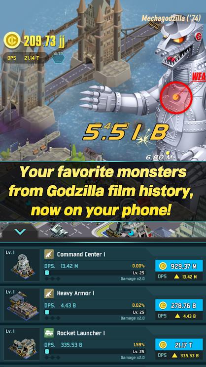 Godzilla Defense Force-1