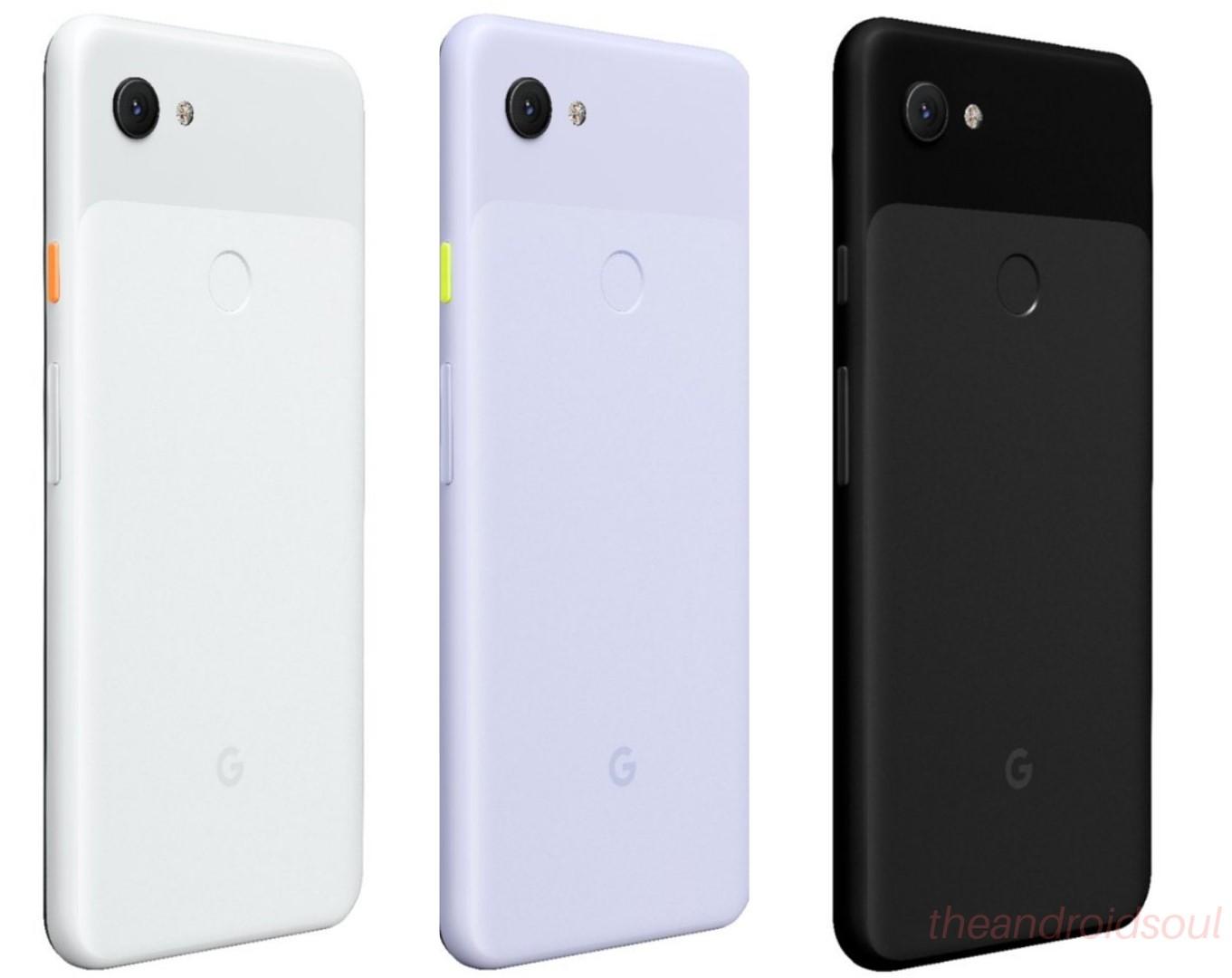 Google Pixel 3a XL update
