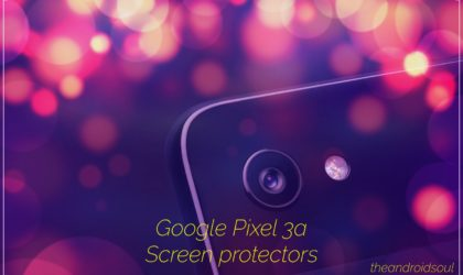 Best Google Pixel 3a screen protectors and tempered glass